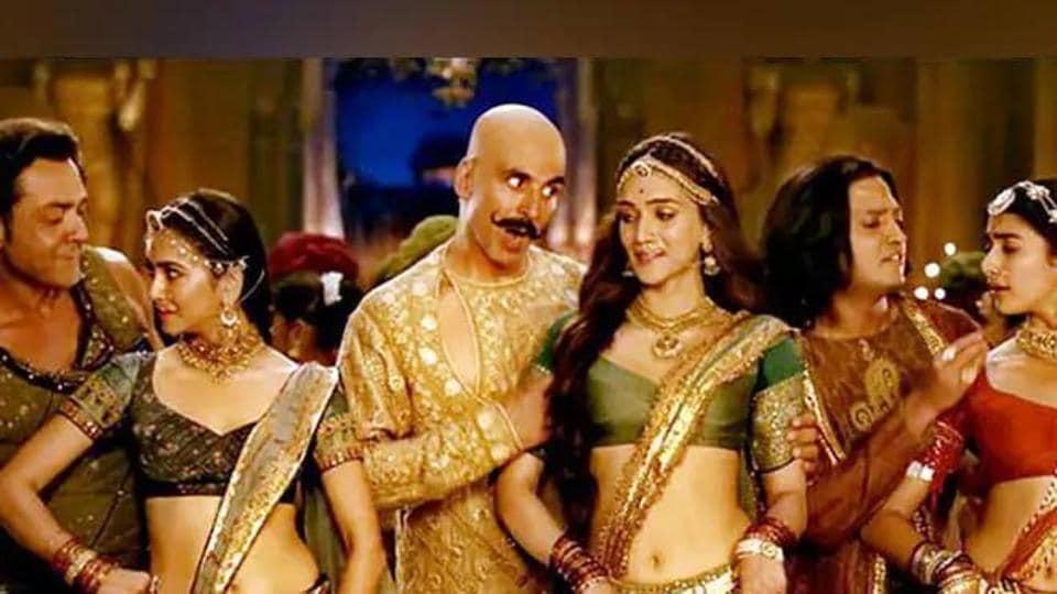 Akshay Kumar's latest release Housefull 4 is roaring at the box office,