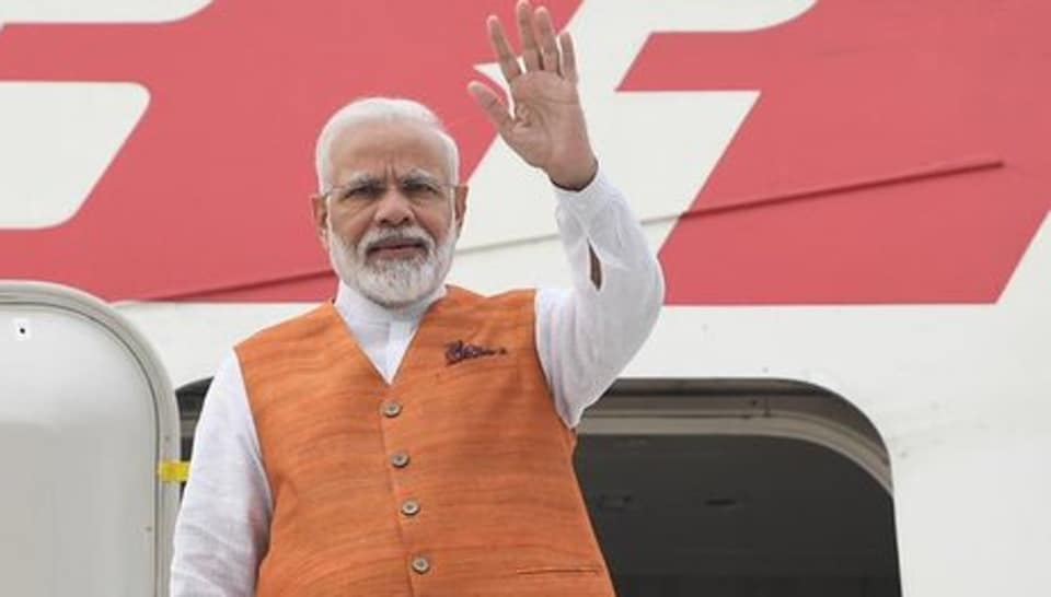 PM Narendra Modi emplanes for Bangkok to participate in 16th ASEAN-India Summit, 14th East Asia Summit & 3rd RCEP Summit. PM will also interact with other leaders to further strengthen India's engagement across the region.