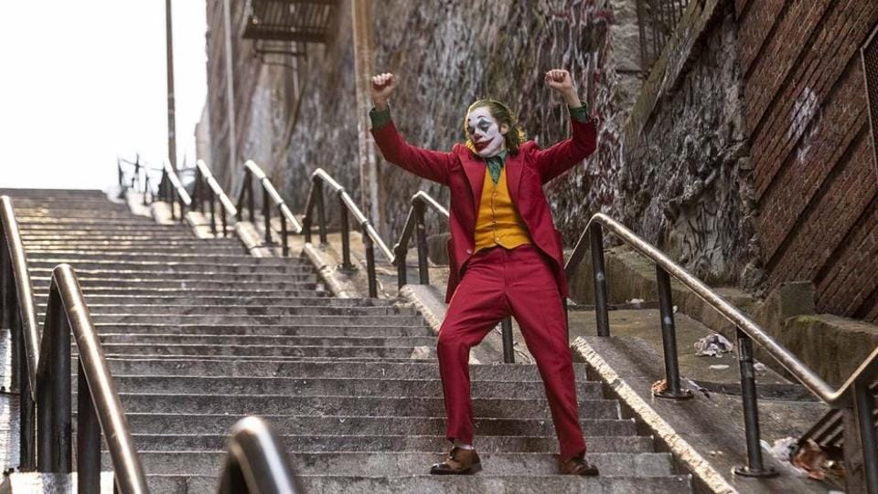 Joaquin Phoenix played DC villain Joker in the film.