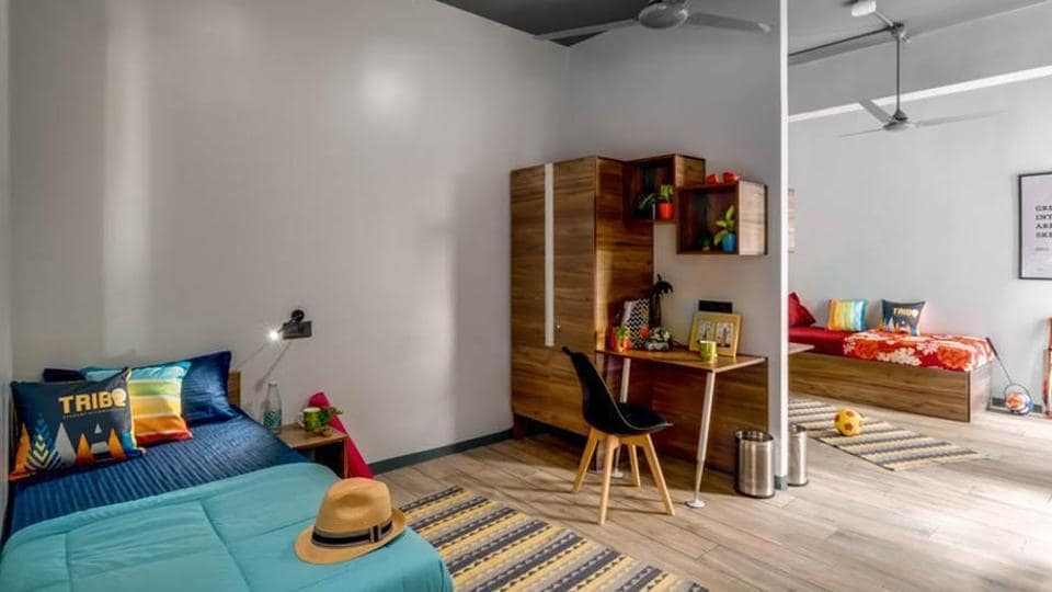 The company is charging Rs 6,000 to Rs 10,000 per bed, excluding electricity bill, in these two co-living centres at Bhiwadi and Alwar.(representative image)
