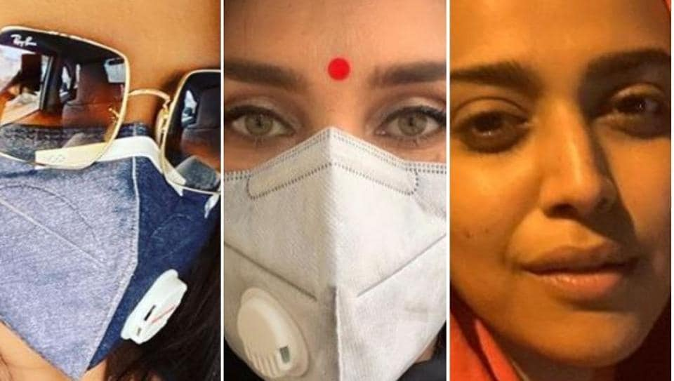 Priyanka Chopra, Lisa Ray and Swara Bhasker have spoken about Delhi's air pollution.