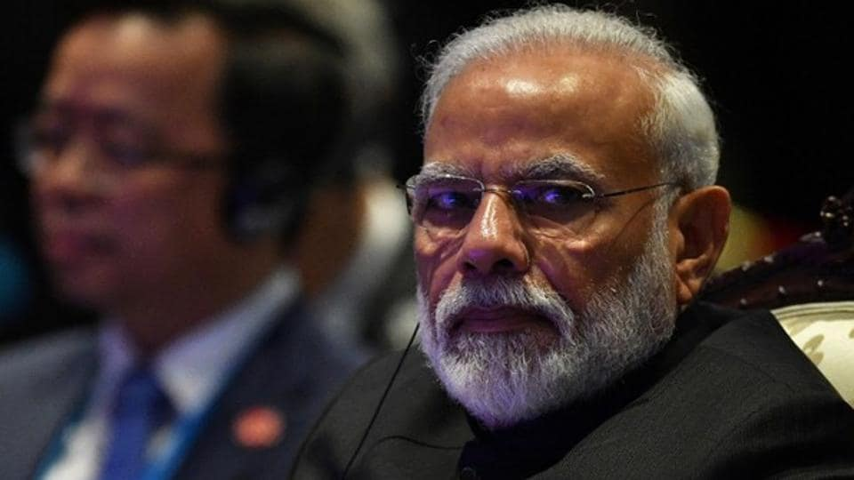 Prime Minister Narendra Modi attends the East Asia Summit (EAS) in Bangkok.