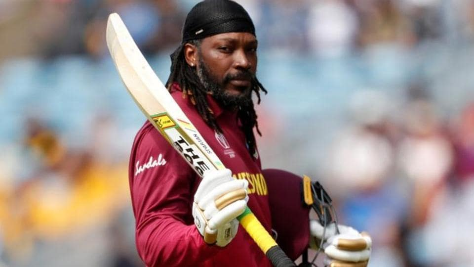 A file photo of West Indies' Chris Gayle.