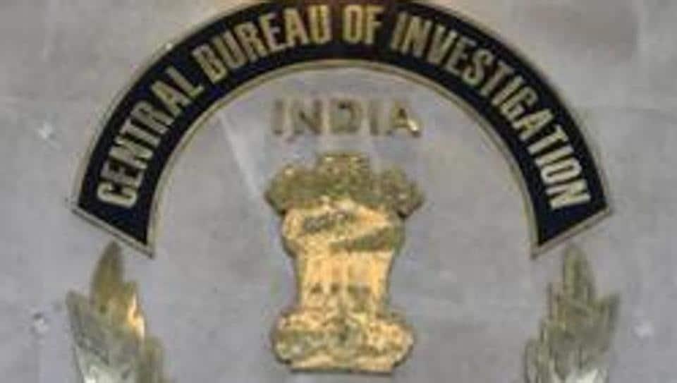 File photo: Central Bureau of Investigation logo at CBI HQ, in New Delhi.