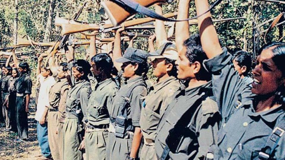 Four Maoists were killed  during a two-day police operation in the jungles of  Palakkad.