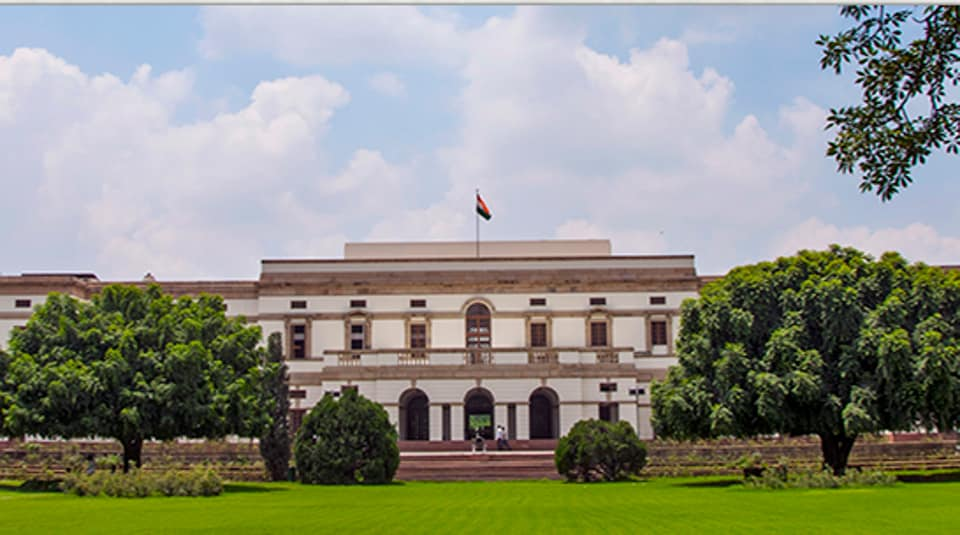 Nehru Memorial Museum and Library.