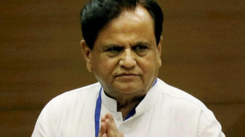 Senior Congress leader Ahmed Patel met Union minister and prominent Maharashtra leader Niting Gadkari at his home on Wednesday to discuss 'farmer issues' as politics over government formation in the state picked pace with November 9 deadline fast approaching.