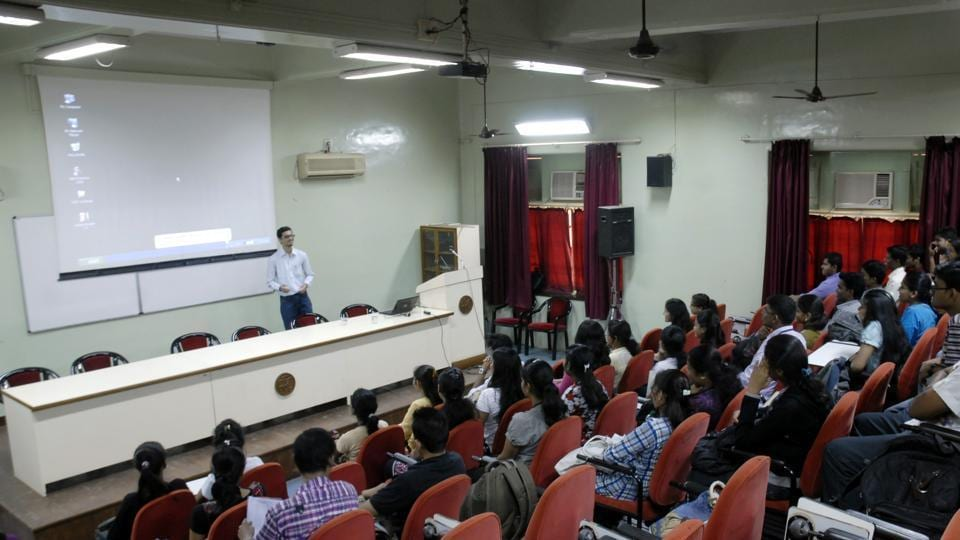 Around 250 students of a south Kolkata school attended the programme which was addressed by startup experts. (Representational image)