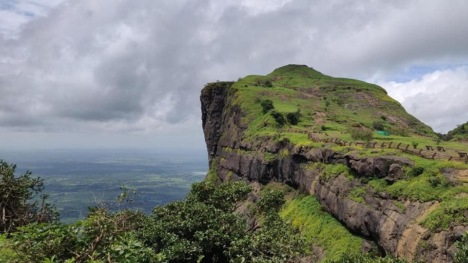 Naneghat is a mountain pass in the Western Ghats.  (Deepinder singh kapany)