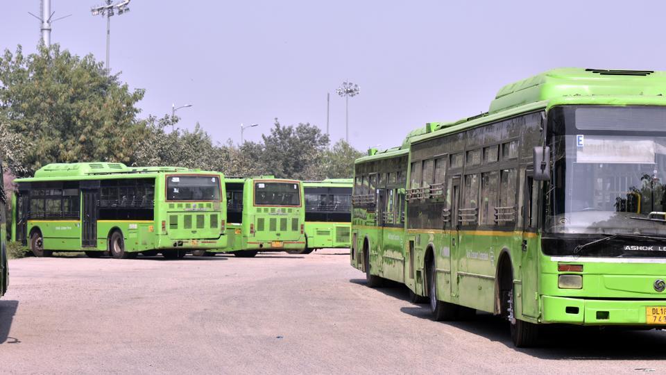 The land belonged to Delhi transport corporation (DTC) and the Delhi Metro Rail Corporation (DMRC).