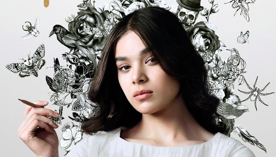 Dickinson review: Hailee Steinfeld shines in Apple TV+'s punk rock period comedy.