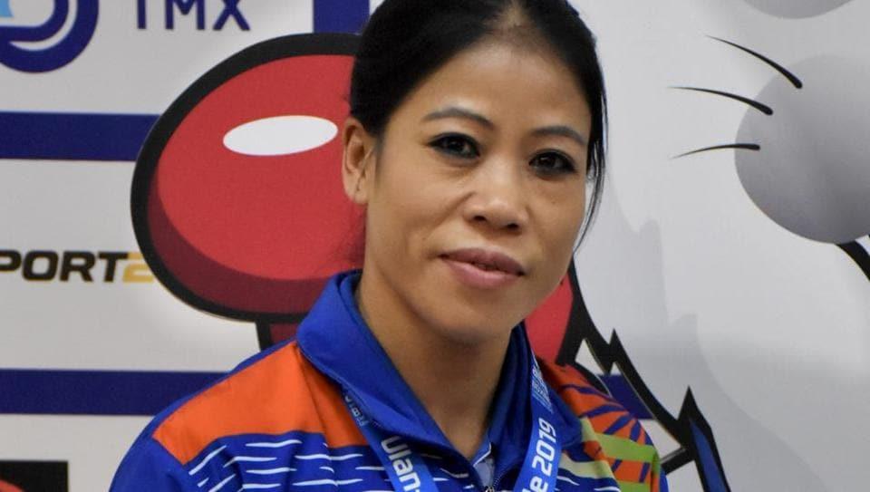File image of Mary Kom