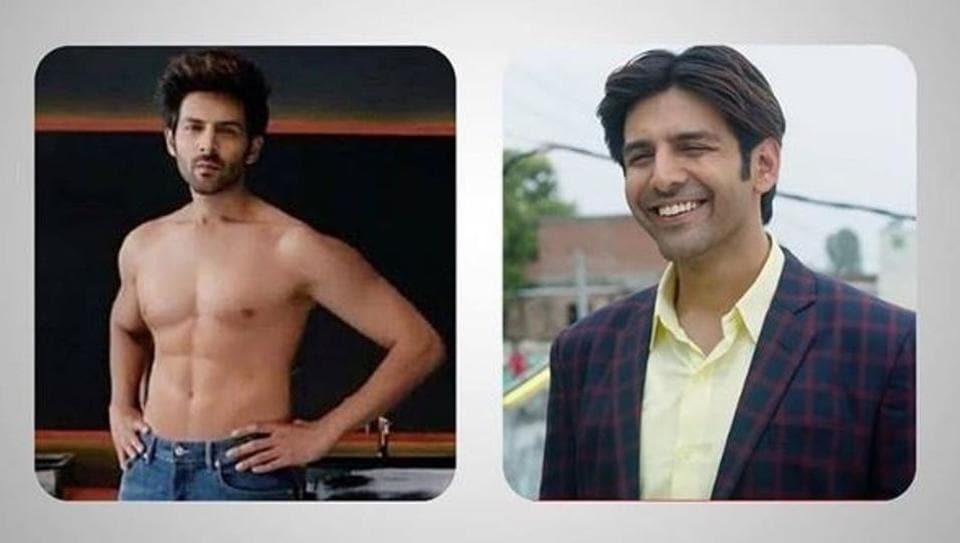 Kartik Aaryan has been compared to pizza in a new meme, endorsed by the actor himself.