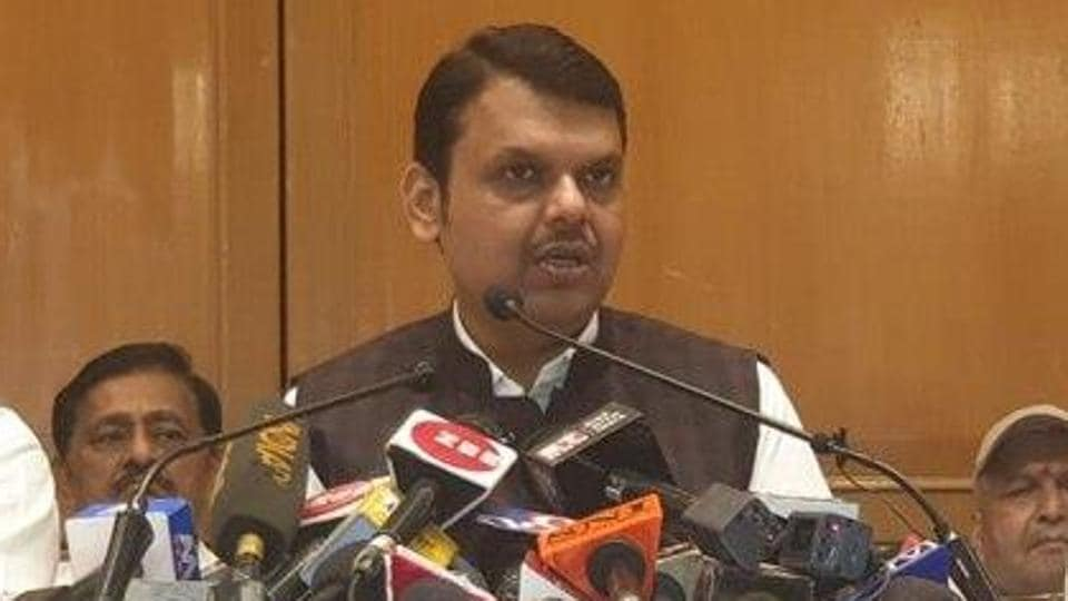 Minutes after tendering his resignation, Fadnavis said that the governor has asked him to be the acting chief minister in Maharashtra.