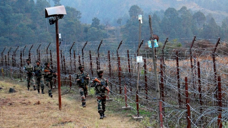 """""""Indian Army retaliated befittingly. During the ceasefire violation, a soldier was martyred,"""" Lt Col Anand said. Image used for representational purpose only."""