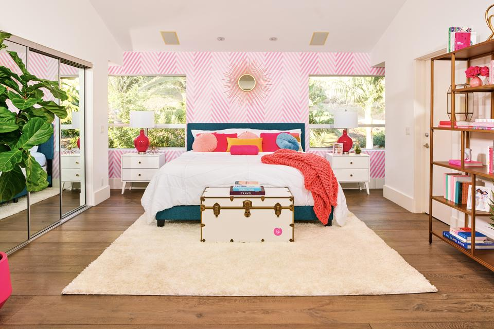 Barbie Dreamhouse in Malibu.  (airbnb)