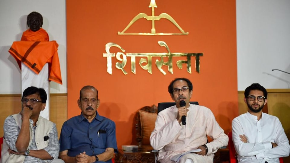 Shiv Sena's Uddhav Thackeray and Sanjay Raut have explicitly mentioned that Shiv Sena can form the government with a chief minister candidate from their party.