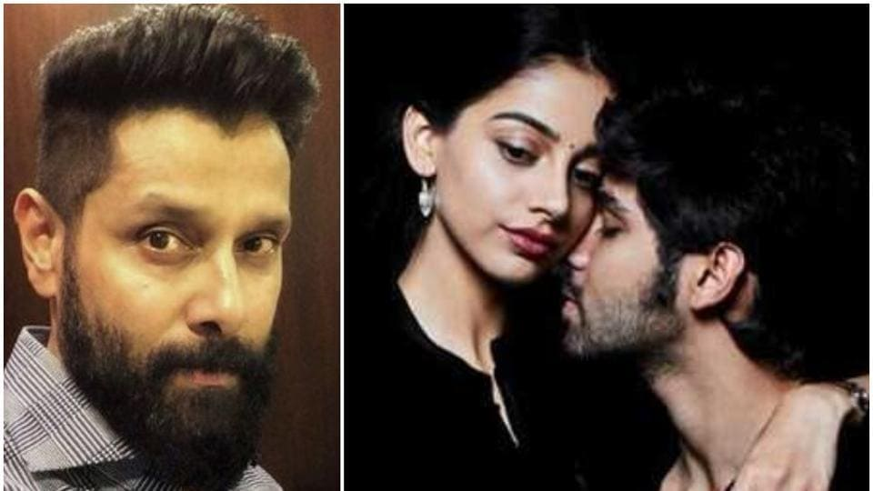 Dhruv Vikram will make his film debut withAdithya Varma.