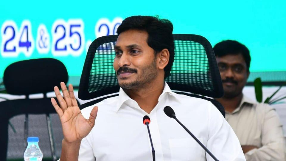 When AP is burning...': TDP after Jagan govt spends Rs 15 cr on CM house |  Latest News India - Hindustan Times