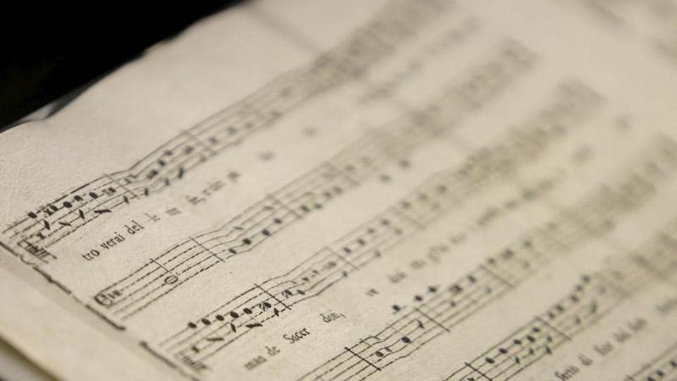 An original score of two minuets composed by Wolfgang Amadeus Mozart when he was just 16 are to be put up for auction in Paris later this month. (Representative Image)
