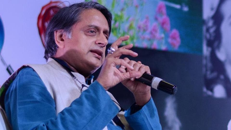 Shashi Tharoor's statement follows reports of the Union Home Ministry revoking the Overseas Citizenship of India (OCI) status Taseer for allegedly hiding information.