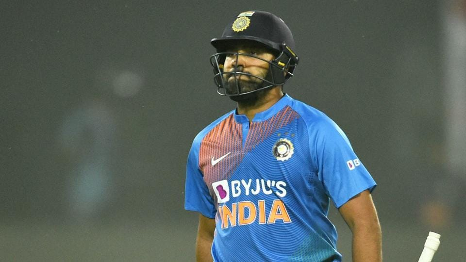 File image of India cricketer Rohit Sharma.