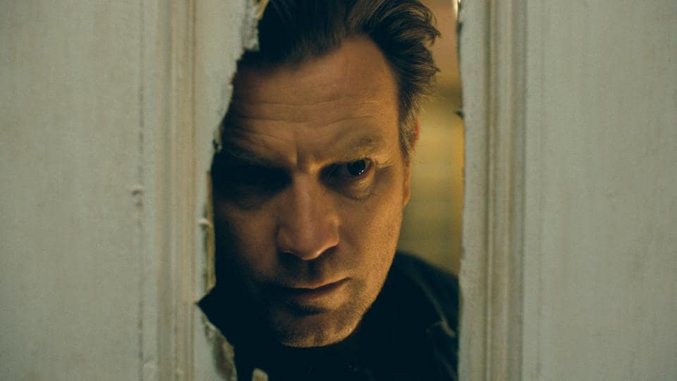 This image released by Warner Bros. Pictures shows Ewan McGregor in a scene from Doctor Sleep.