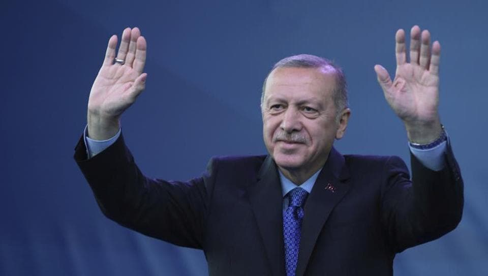 Erdogan has called on EU countries to provide more financial support for his plan to create the safe zone.
