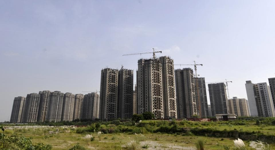 Union finance minister Nirmala Sitharaman, on November 6, 2019,  announced the setting up of an alternative investment fund to aid the realty sector.