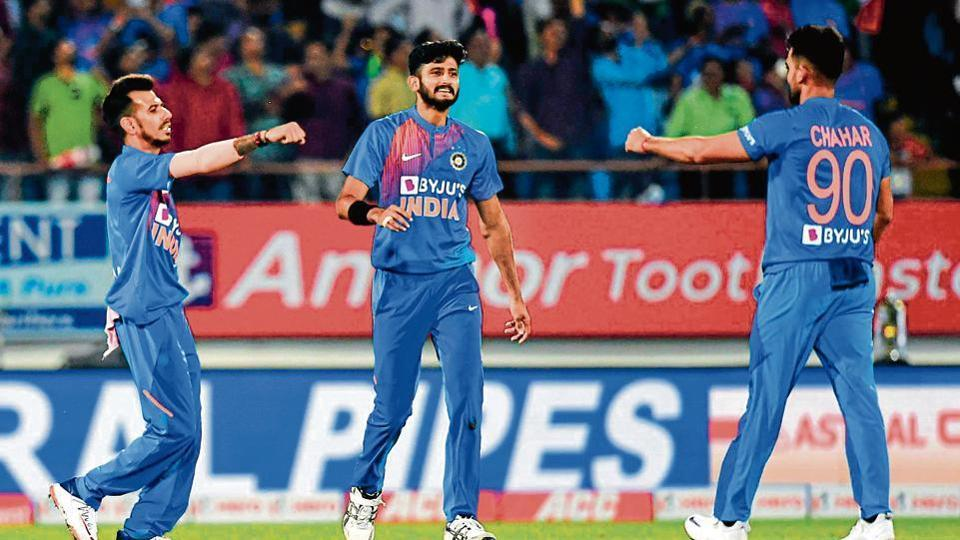 Unless something goes horribly wrong from here, Yuzvendra Chahal is set to be India's main spinner at the 2020 T20 World Cup in Australia