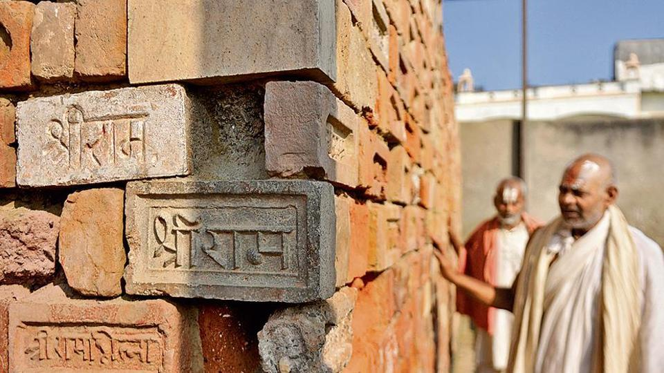 The Supreme Court ruled on Saturday in favour of a Ram temple on a disputed 2.77-acre plot in Ayodhya.