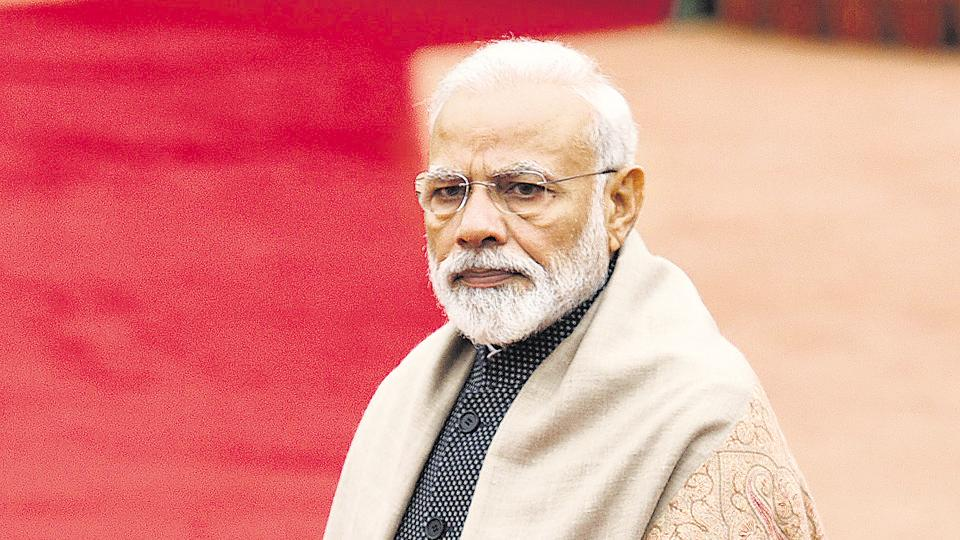 PM Modi has said that the Supreme Court's verdict in the decades old Ayodhya land dispute case shows that any dispute can be amicably solved in the spirit of due process of law.