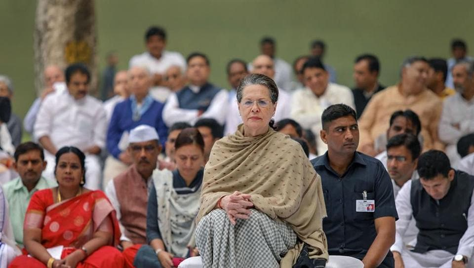 In a statement, Congress president Gandhi said it was a preposterous measure fuelled by false propaganda, which did untold damage to people of the country.