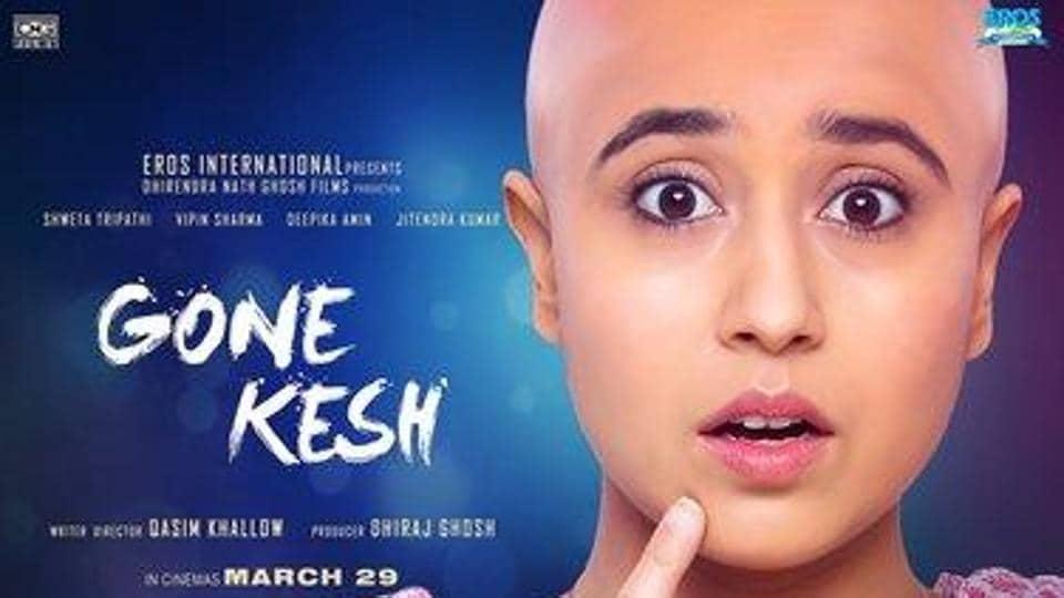 Shweta Tripathi played the lead role in Gone Kesh.