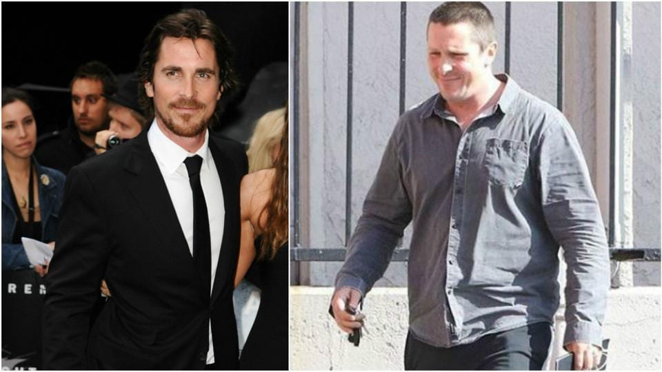 Christian Bale is famous for putting himself through drastic weight transformations.
