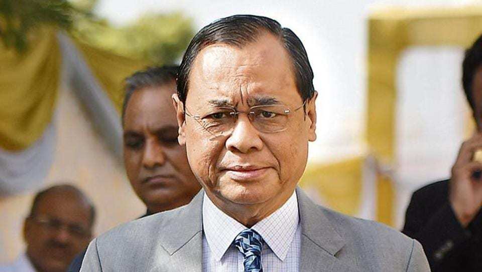 Chief Justice of India Ranjan Gogoi took the other members of the five-judge bench, which delivered the Ram Janmabhoomi-Babri Masjid judgment, to dinner on Saturday night.