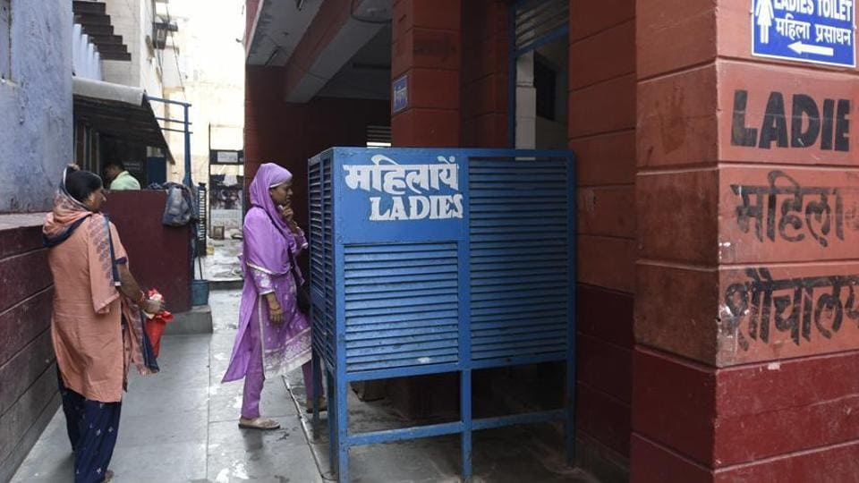 A team of officials from the union government visited Pune earlier this month and carried out surprise checks at public toilets.