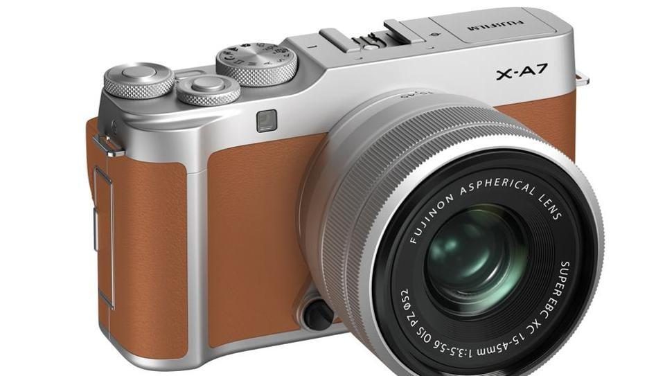 Fujifilm X-A7 mirrorless camera launched