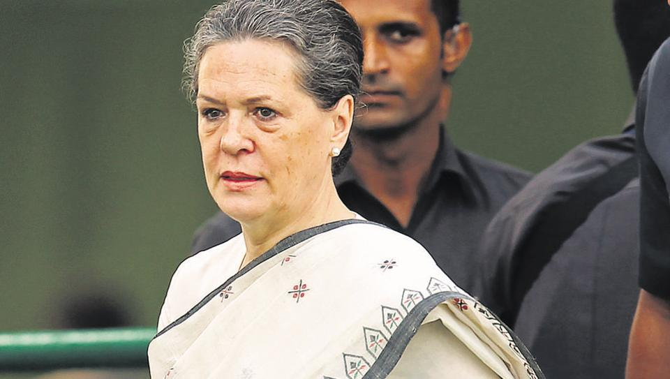 The Congress party will old a Congress Working Committee (CWC) meeting to discuss the political situation in Maharashtra at party president Sonia Gandhi's residence.