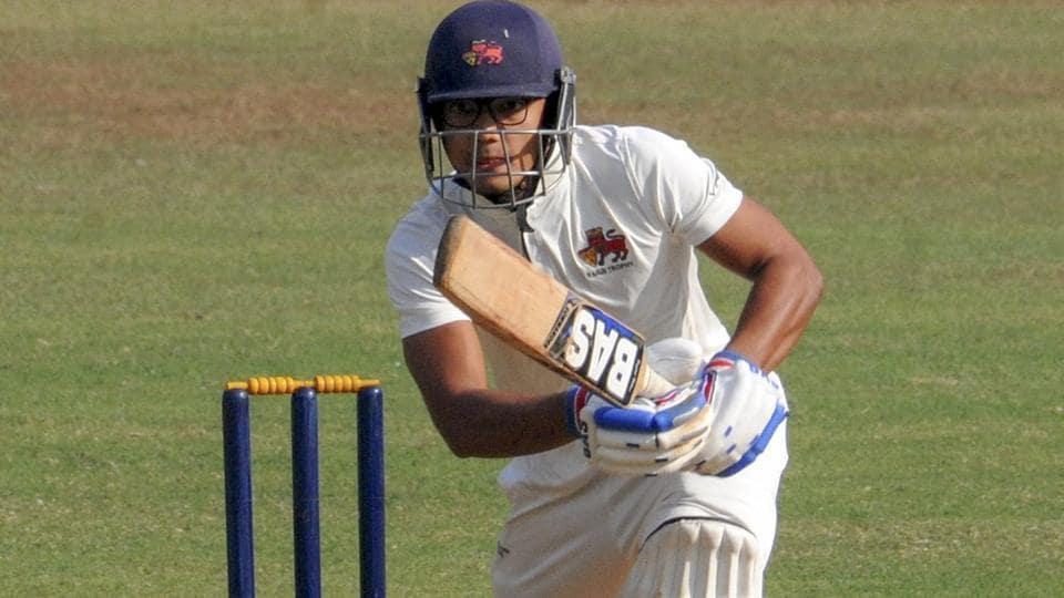 A file photo of Mumbai's Jay Bista.