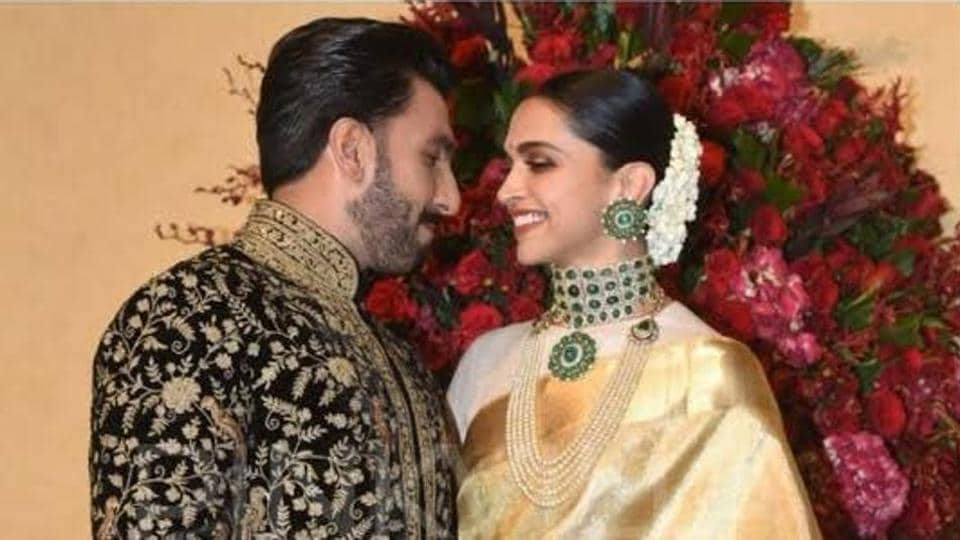 Deepika Padukone and Ranveer Singh had been dating for six years prior to announcing their wedding.