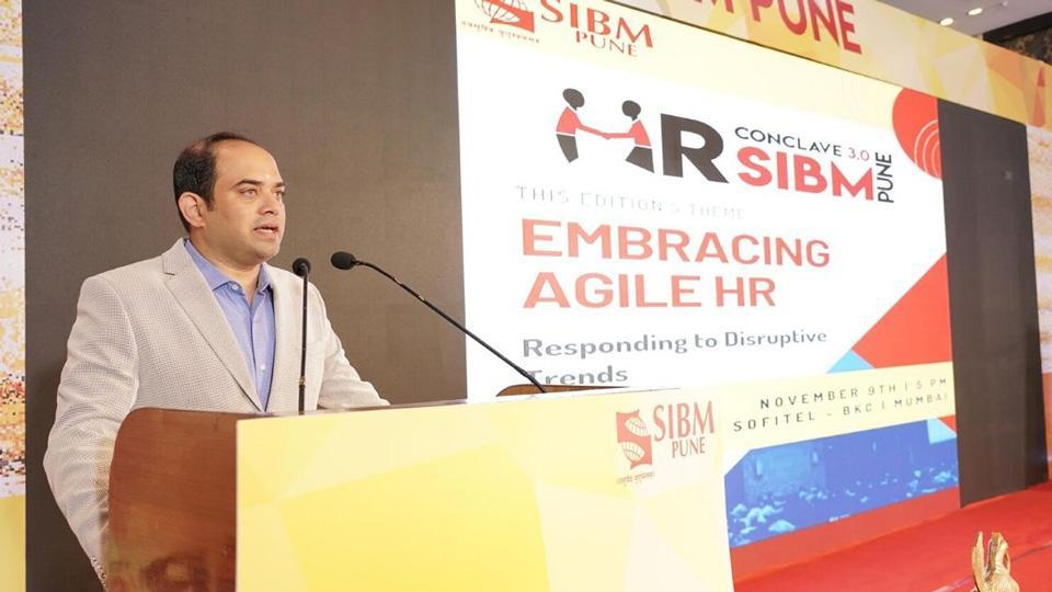 Started in 2017, the Symbiosis HR conclave is an annual confluence that brings together coveted leaders from myriad fields to deliberate, discuss and disseminate knowledge that can  initiate a conversation on the infrastructure of human resources.