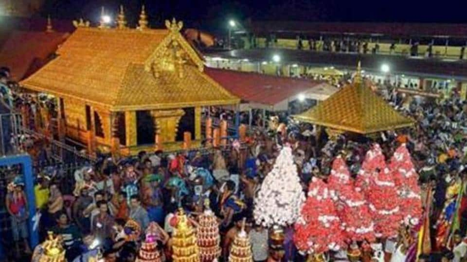 Traditionalists have argued that the idol in Sabarimala temple, Lord Ayyappa, is celibate so there are some restrictions on women of child-bearing age entering it.