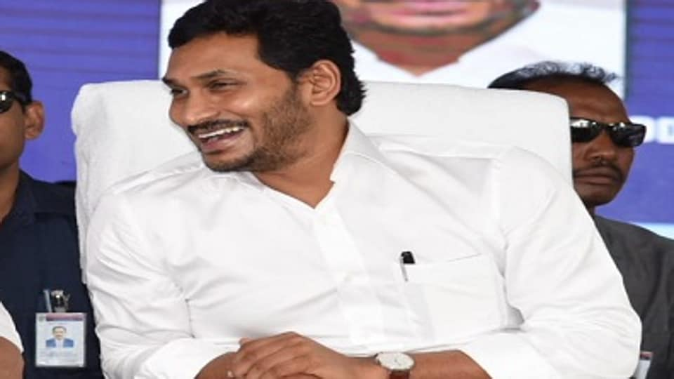 Andhra Pradesh Chief Minister Y. S. Jagan Mohan Reddy has slammed former Chief Minister Chandrababu Naidu and Vice President Venkaiah Naidu for opposing the move to turn all government-run schools into English medium schools.