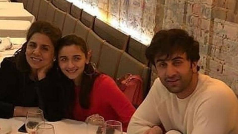 Alia Bhatt and Ranbir Kapoor will be seen on screen together for the first time in Brahmastra.