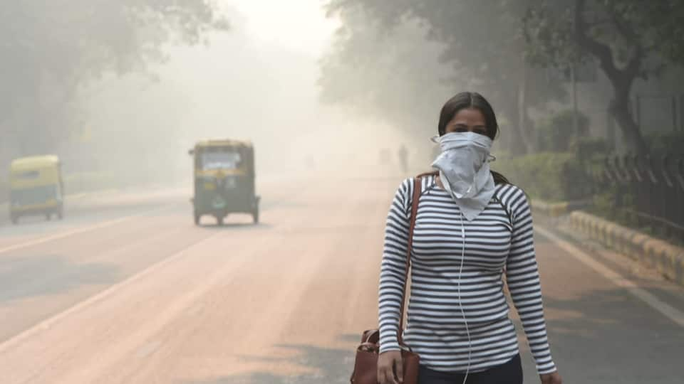 Experts said that the air pollution levels will remain in the higher end till Wednesday, after which the wind speeds are expected to pick up for at least three days, till Sunday.