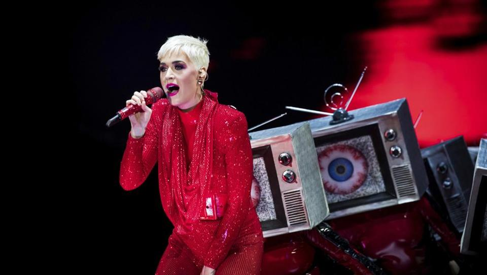 Katy Perry set to 'Roar' at 2020 Women's T20 World Cup final