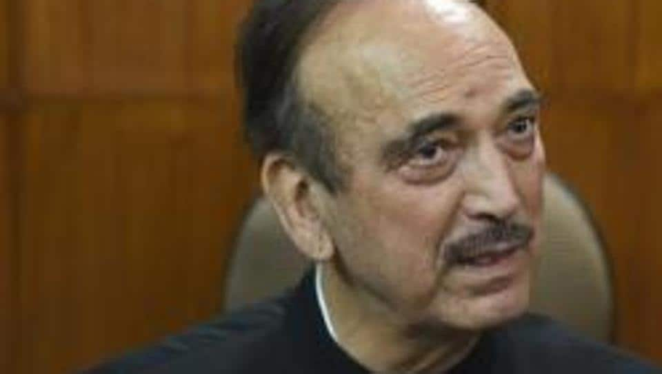 r Ghulam Nabi Azad will be on a three-day visit to the Jammu.
