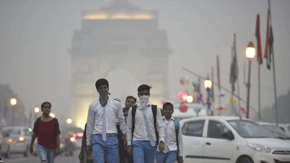Delhi, Ghaziabad and Noida schools ordered to be shut for 2 days over high pollution levels
