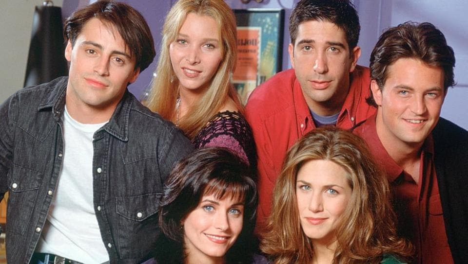 This will be the first time since 2004 that all six Friends cast members have united officially.